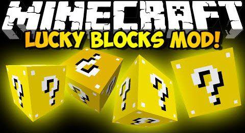Lucky Block — Блок удачи