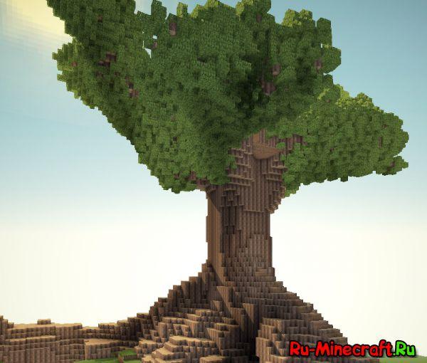 [Map] Дом на дереве