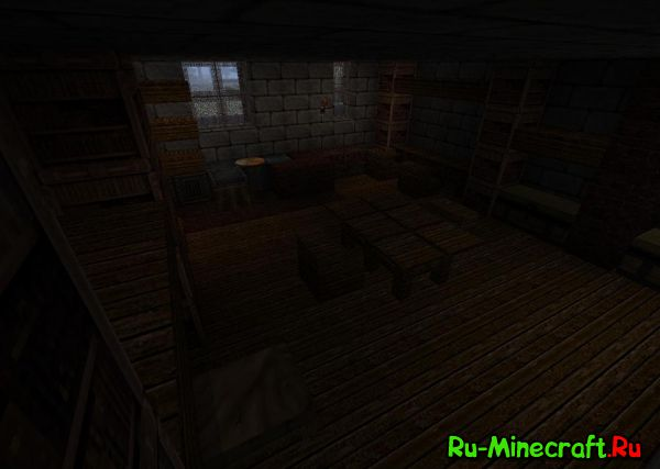[1.8.1][64x] Hammerite-Craft - Средневековая красота!