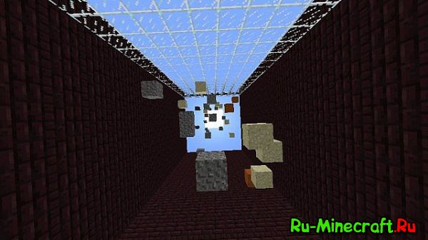 [MAP][1.7.4] Tetris Escape — побег из тетриса!
