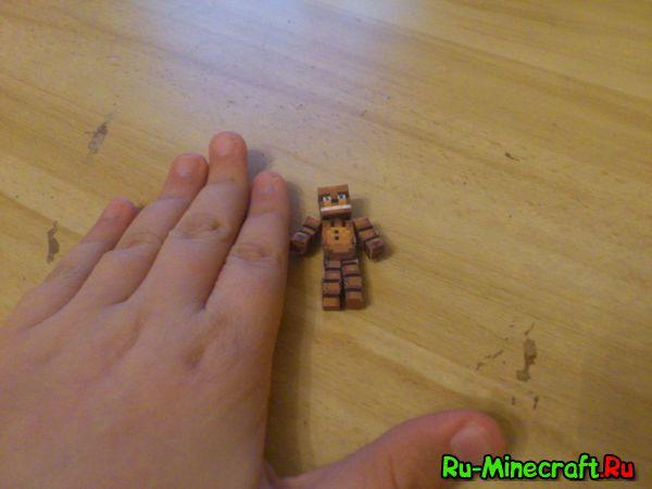 [Разное] Как сделать миниатюру своего скина? Pixelpapercraft!
