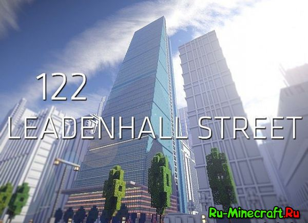[MAP]122 Leadenhall Street - мегаполис