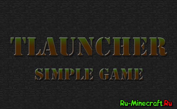 [AllVer.][launcher] TLauncher - Удобный и простой!
