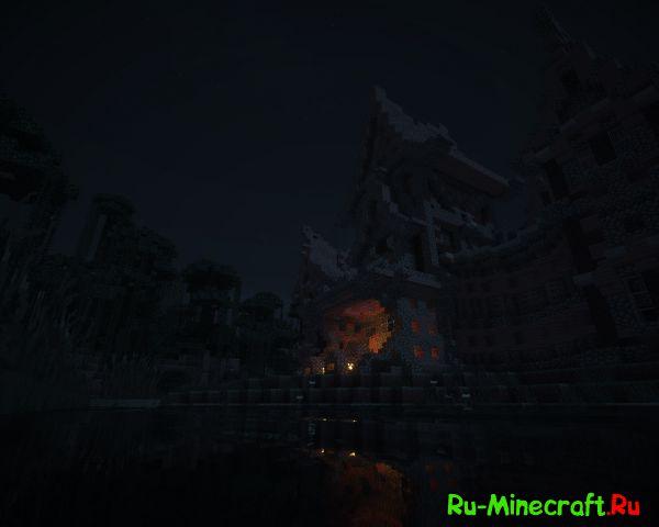[Map] Тропическая Роскошь - Дом в джунглях
