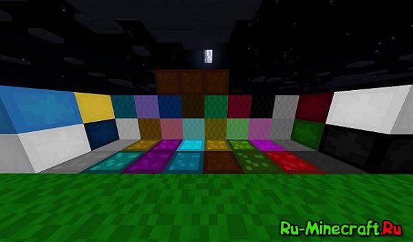 [1.8][8х] Super Pack 8x8 - ультра минималистичный ресурспак