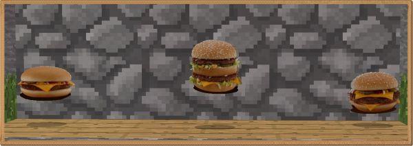 Fast Food Mod - фастфуд, бургеры, газировка [1.7.10]