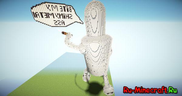 [TimeLapse] Bender из Futurama