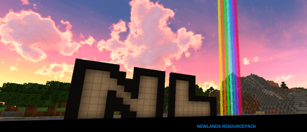 [1.7][16x] NewLands 16x — Красивый ресурспак!