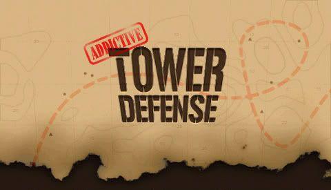 [MAP] Tower Defense - Desert - эээээээээээпик