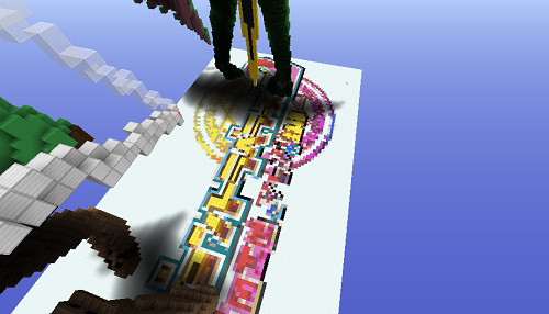 [MAP]Monica archer & assassin - шикарный 3D арт!
