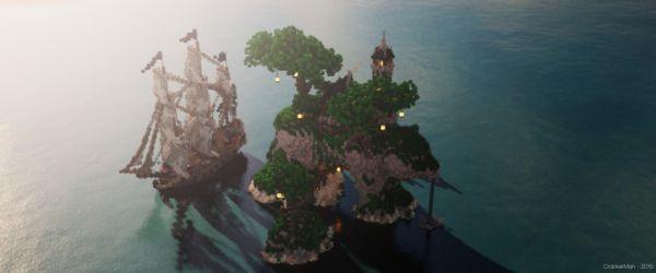 [Map] Sustinere Island — Красивый остров