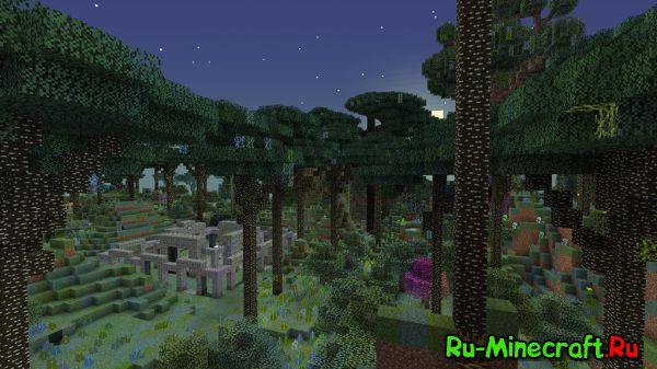 [Client][1.7.10] Travel of Minecraft! - Сборка для путешествий! [20+ модов]
