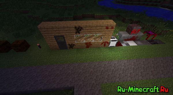 [1.7.2] More Horror - Ужас в Minecraft