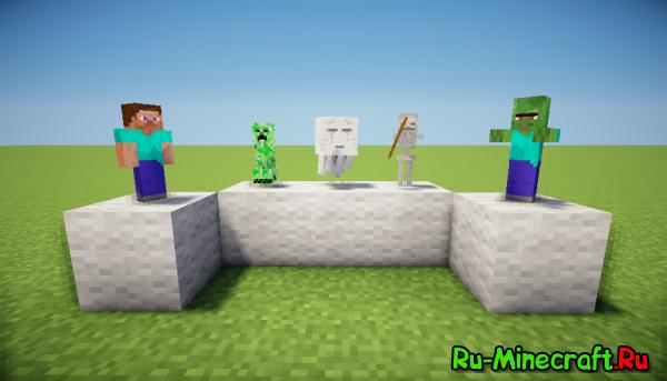 Декор сборка Minecraft 1.7.10 [88 модов] by SaNeR.