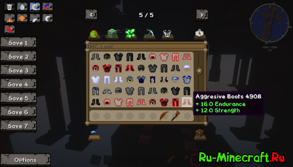[1.7.10][V 0.4] Qwerty RPG - 55+ модов!