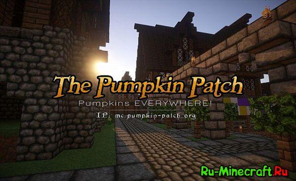 Pumpkin Patch - Средневековые текстуры, хеллоуин [1.12.2] [1.11.2][32x]