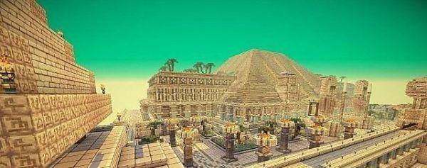 [MAP][1.8.1+] Egyptian - Египет