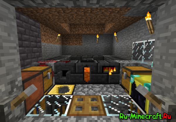 """[Client][1.7.10] RPG Minecraft """"World Dragon"""""""