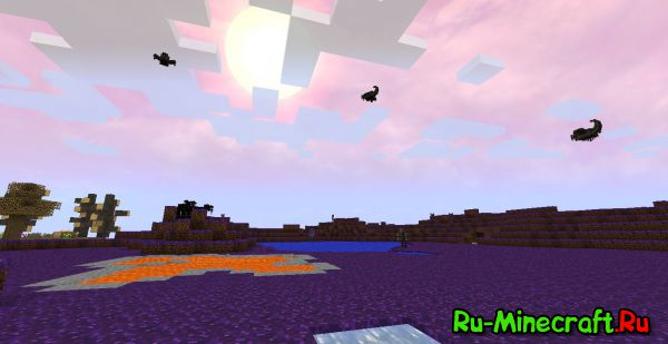 "[Client][1.7.10] RPG Minecraft ""World Dragon"""