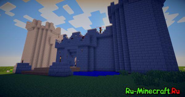 [Client][1.7.10] Middle Ages Craft - Средневековье ждет тебя!