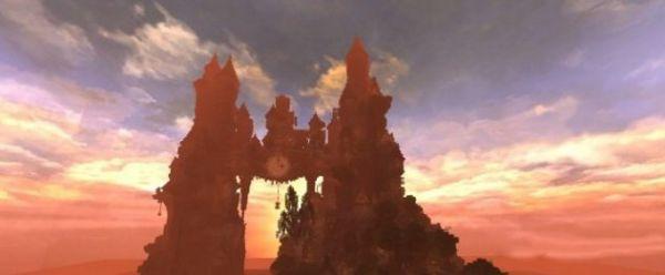 [MAP]Clockwork Isle - чудесный замок с часами