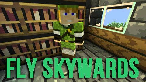 [1.7.4] Fly skywards - режим полёта