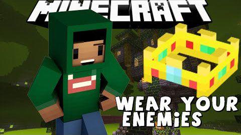 [1.7.10] Wear Your Enemies — Броня, дающая способности мобов