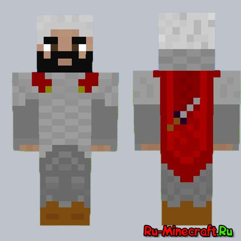 [Skin-Pack] Warriors_Of_Russ!  Воины Руси!