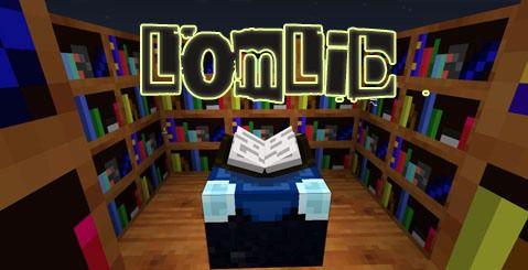 LomLib — Библиотека [1.8|1.7.10|1.7.2|1.6.4|1.6.2|1.5.2]