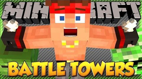 Battle Towers -башни [1.12.2] [1.11.2] [1.10.2] [1.9.4] [1.8.9] [1.7.10]