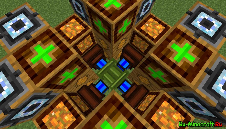 Binnie Mods - Аддон для Forestry [1 12 2] [1 11 2] [1 7 10] [1 6 4