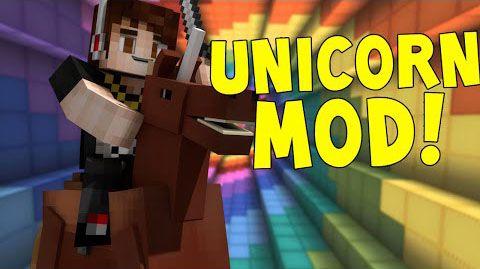 [1.7.10/1.9] Unicorn Mod — Единороги