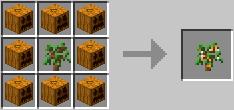 TreeOres - Деревья из руды! [1.11.2] [1.10.2] [1.9.4] [1.8.9] [1.7.10]