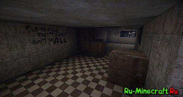 [1.7.5] Forgotten Memories - Horror Adventure Map