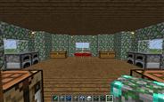 [1.5.2-1.7.10] Insta House - Установи дом, дважды кликнувши.