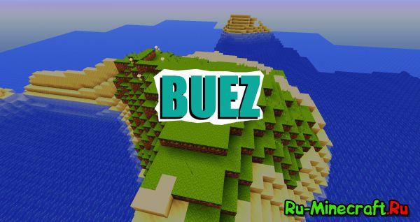 [1.7.10][x32] BUEZ_Res - мультяшный ресурс-пак