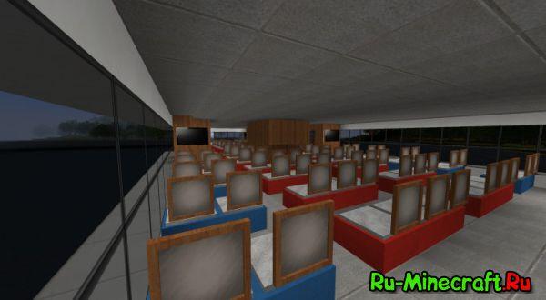 [Map] DAMEN FAST FERRY 4212 - Корабль