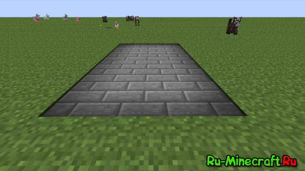 [1.8/1.7.10] Roadblocks Mod - Создай свою дорогу!