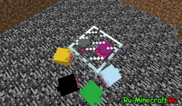 [Mod][1.7.10] Cube Elementals Mod — Элементали!