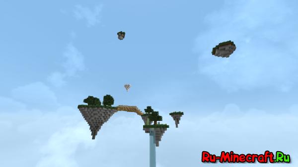[Карта] WelkinQuest - Воздушный мир, по новому!