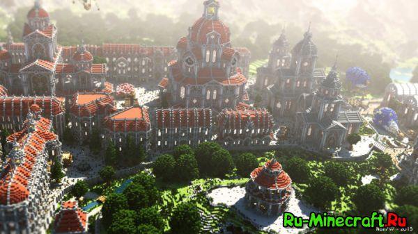 [Map] The Baroque Survival Games — Карта для голодных игр