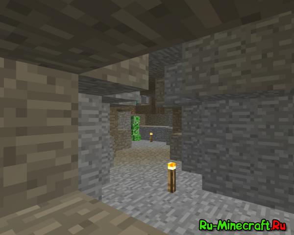 [1.7.10] DeeperCaves - Глубокие пещеры