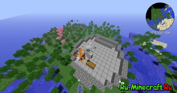 Battle Towers - боевые башни [1.12.2] [1.11.2] [1.10.2] [1.9.4] [1.8.9] [1.7.10]