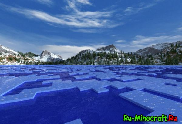[Map] Frozen Fjord - классная карта