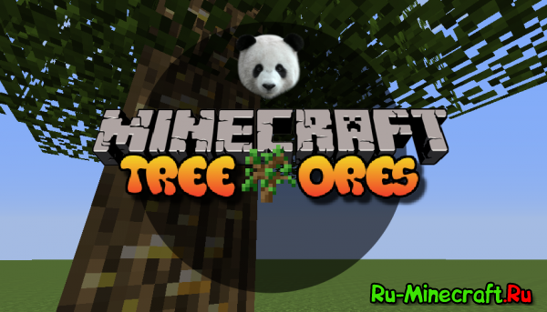 TreeOres - Деревья из руды! [1.11.2|1.10.2|1.9.4|1.8.9|1.7.10]