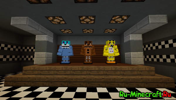 [Map][1.8+] Freddy Fazbear Pizza 2