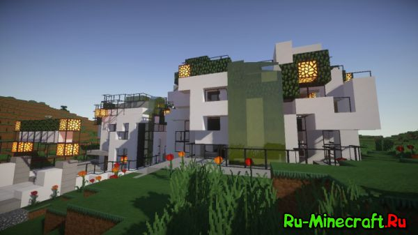 [Map] Riverland - modern house