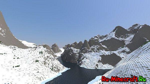 [Map] Trollfjord - леденящий душу остров