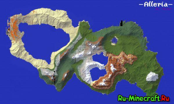 [Map] Alleria - твоя карта!