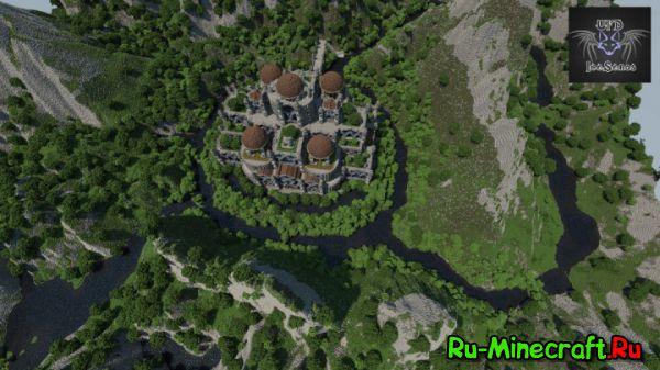 [Map] Gringehalt - храм